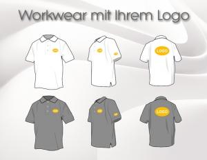 Workwear mit Ihrem Logo